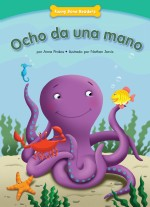 Ocho da una mano: Read Along or Enhanced eBook