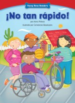¡No tan rápido!: Read Along or Enhanced eBook