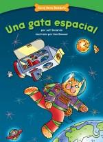 Una gata espacial: Read Along or Enhanced eBook