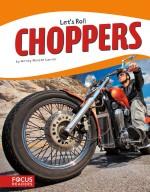 Choppers: Read Along or Enhanced eBook