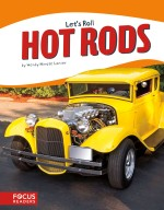 Hot Rods: Read Along or Enhanced eBook