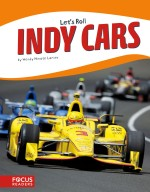 Indy Cars: Read Along or Enhanced eBook