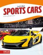 Sports Cars: Read Along or Enhanced eBook