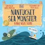 The Nantucket Sea Monster : Read Along or Enhanced eBook