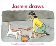 Jasmin draws: Read Along or Enhanced eBook