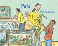 Pets: Read Along or Enhanced eBook