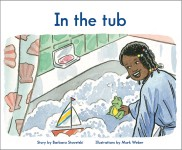 In the tub: Read Along or Enhanced eBook