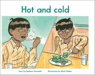 Hot and cold: Read Along or Enhanced eBook