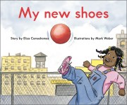 My new shoes: Read Along or Enhanced eBook