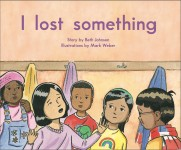 I lost something: Read Along or Enhanced eBook