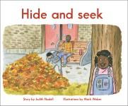 Hide and seek: Read Along or Enhanced eBook