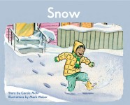 Snow: Read Along or Enhanced eBook