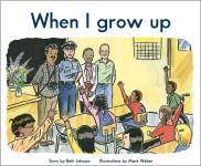 When I grow up: Read Along or Enhanced eBook