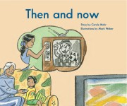 Then and now: Read Along or Enhanced eBook