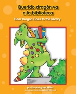 Querido dragón va a la biblioteca: Read Along or Enhanced eBook