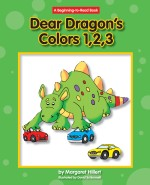 Dear Dragon's Colors,1, 2, 3 : Read Along or Enhanced eBook