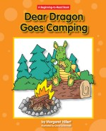 Dear Dragon Goes Camping: Read Along or Enhanced eBook