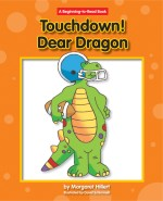 Touchdown! Dear Dragon: Read Along or Enhanced eBook