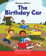 The Birthday Car: Read Along or Enhanced eBook