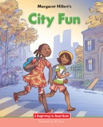 City Fun: Read Along or Enhanced eBook