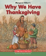 Why We Have Thanksgiving: Read Along or Enhanced eBook