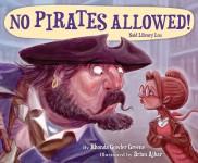 No Pirates Allowed! Said Library Lou: Read Along or Enhanced eBook