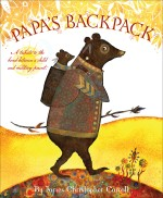 Papa's Backpack: Read Along or Enhanced eBook
