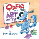 Ozzie and the Art Contest: Read Along or Enhanced eBook