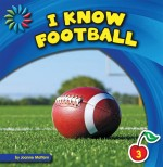 I Know Football: Read Along or Enhanced eBook