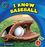I Know Baseball: Read Along or Enhanced eBook