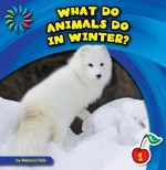 What Do Animals Do in Winter?: Read Along or Enhanced eBook