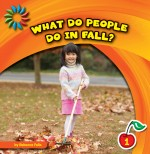 What Do People Do in Fall?: Read Along or Enhanced eBook