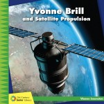Yvonne Brill and Satellite Propulsion: Read Along or Enhanced eBook