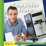 Computer Store: Read Along or Enhanced eBook