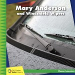 Mary Anderson and Windshield Wipers: Read Along or Enhanced eBook