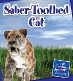 Saber-Toothed Cat: Read Along or Enhanced eBook
