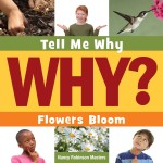 Flowers Bloom: Read Along or Enhanced eBook