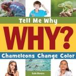 Chameleons Change Color: Read Along or Enhanced eBook