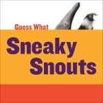 Sneaky Snouts: Giant Anteater: Read Along or Enhanced eBook
