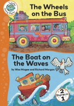 The Wheels on the Bus and The Boat on the Waves: Read Along or Enhanced eBook
