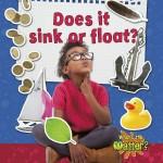 Does it sink or float?: Read Along or Enhanced eBook