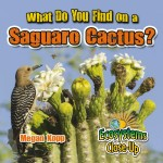 What Do You Find on a Saguaro Cactus?: Read Along or Enhanced eBook