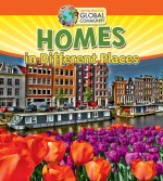 Homes in Different Places: Read Along or Enhanced eBook