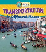 Transportation in Different Places: Read Along or Enhanced eBook