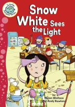 Snow White Sees the Light: Read Along or Enhanced eBook