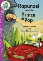 Rapunzel and the Prince of Pop: Read Along or Enhanced eBook