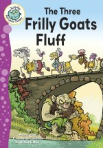 The Three Frilly Goats Fluff: Read Along or Enhanced eBook