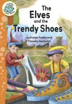 The Elves and the Trendy Shoes: Read Along or Enhanced eBook