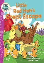 Little Red Hen's Great Escape: Read Along or Enhanced eBook