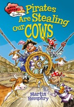 Pirates Are Stealing Our Cows: Read Along or Enhanced eBook